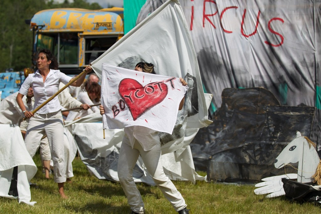 Bread and Puppet Nothing is not Ready Circus #1